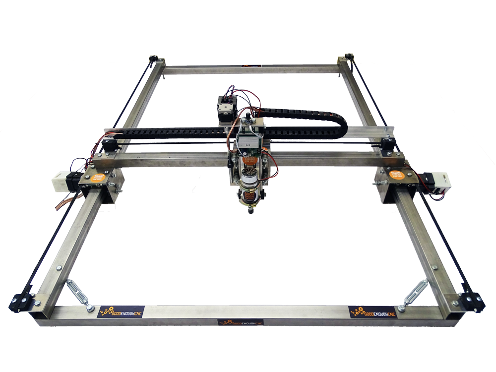 Hybrid CNC